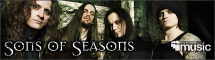 Sons of Seasons Official Myspace